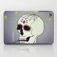 Skull Chill Out iPad Case