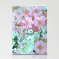 Flower Sorbet Stationery Cards