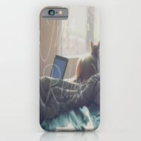 iPhone & iPod Case featuring Just Relax by Sara Strutz