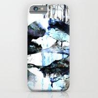 Forest Rain Circle iPhone 6 Slim Case