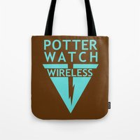 Potterwatch Wireless Tote Bag