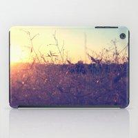 Evening in Summer iPad Case