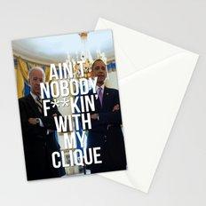 The Clique - '08-'16 Stationery Cards