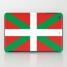 basque people ethnic flag spain iPad Case