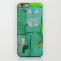 Tiny Houses iPhone 6 Slim Case