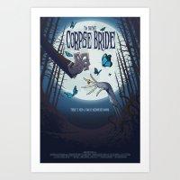 Alternative Movie Poster Art Print