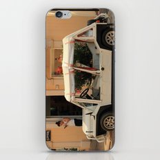 French Mini Moke iPhone & iPod Skin