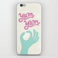 Yum Yum iPhone & iPod Skin
