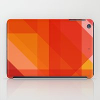 Rosey Facets iPad Case
