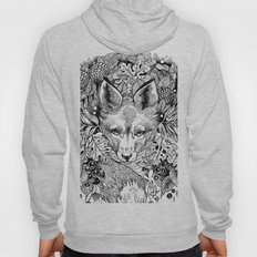 hidden fox Hoody
