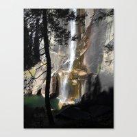 Yosemite, CA Canvas Print
