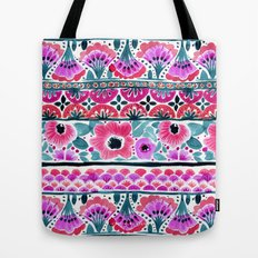Florence Flower Tote Bag