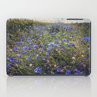 Cornflowers iPad Case