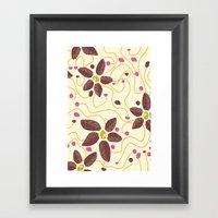 Beans Framed Art Print