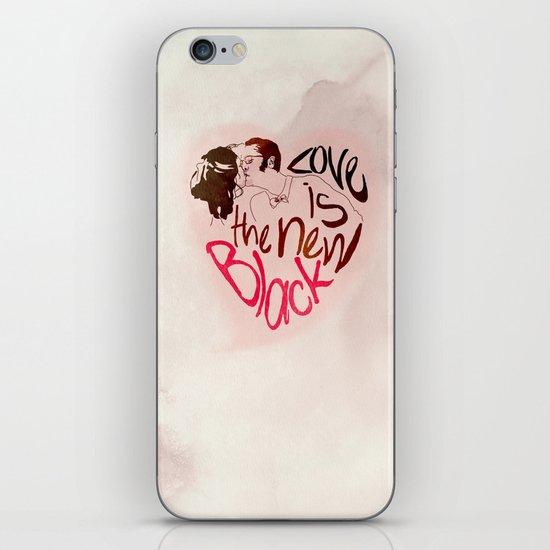 The new black iPhone & iPod Skin