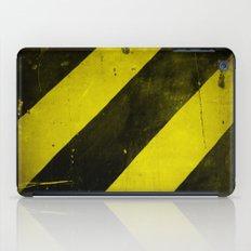 Warning II! iPad Case