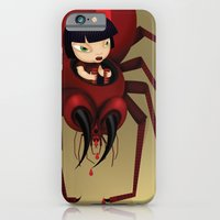 Travel by spider iPhone 6 Slim Case