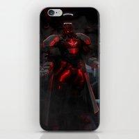 Mecha series // Bison iPhone & iPod Skin