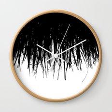Fringe Wall Clock