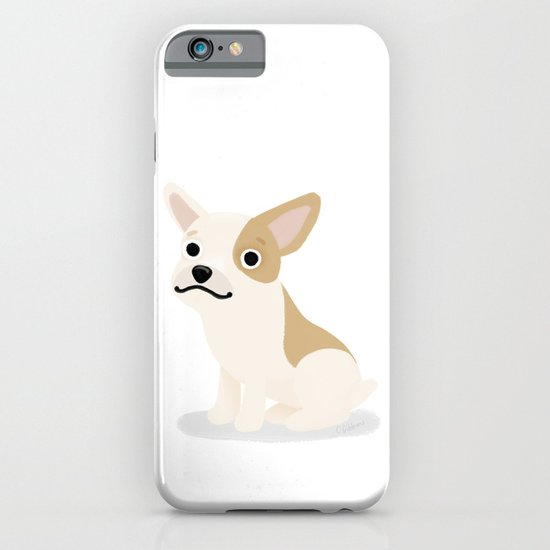 Frenchie - Cute Dog Series iPhone & iPod Case