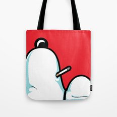 The Secret Life of Heroes - SIGH Tote Bag