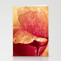 Poppy #II Stationery Cards