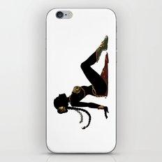 Slave Leia Mudflap iPhone & iPod Skin