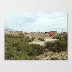 The Lost Pueblo Canvas Print
