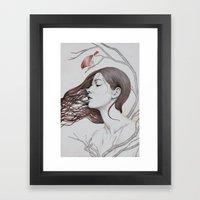 203 Framed Art Print