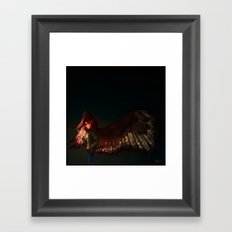 What Could Have Been Framed Art Print