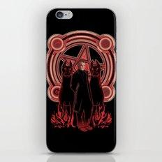 Hells King iPhone & iPod Skin