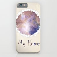 iPhone & iPod Case featuring MY HOME by Nika