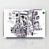 A perfect day iPad Case