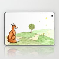 The Little Prince And Th… Laptop & iPad Skin