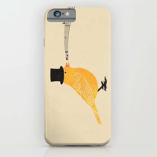 Classical Canary  iPhone & iPod Case