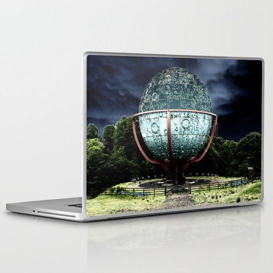 Swing Around The world Laptop & iPad Skin