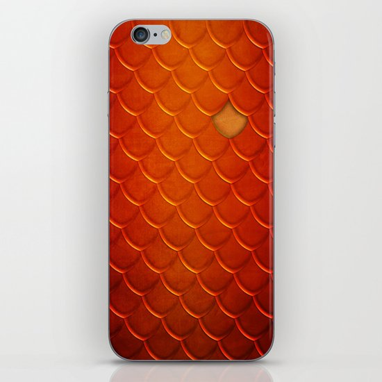 Smaug iPhone & iPod Skin