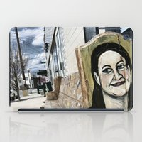 Benched iPad Case