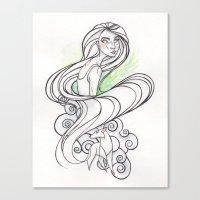 Aisling | Secret Of Kell… Canvas Print