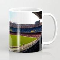 FC Barcelona - Nou Camp Mug
