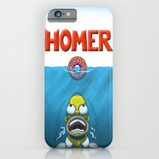 HOMER iPhone & iPod Case