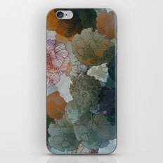 Terra shades iPhone & iPod Skin