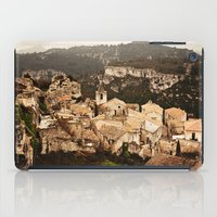Les Baux De Provence iPad Case