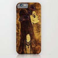 iPhone & iPod Case featuring Rosehorn. by MorningMajor