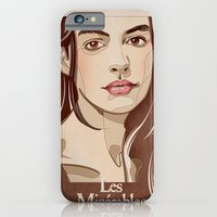 iPhone & iPod Case featuring FANTINE by Fedi