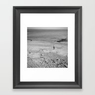 Tell Me No Lies, Make Me… Framed Art Print