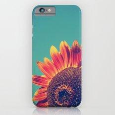 Summer Sunflower iPhone 6s Slim Case