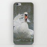 Splish Splash iPhone & iPod Skin