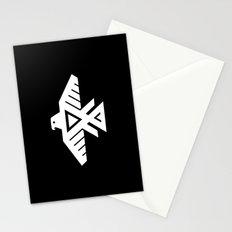 Thunderbird flag - Inverse edition version Stationery Cards