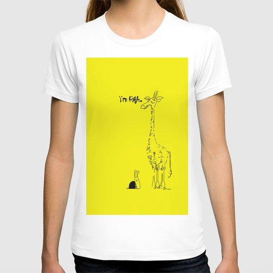 High Giraffe T-shirt